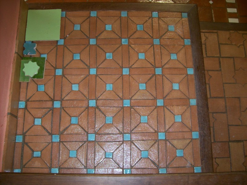 Comprar baldosas de barro venta suelos de barro con for Precios de baldosas rusticas