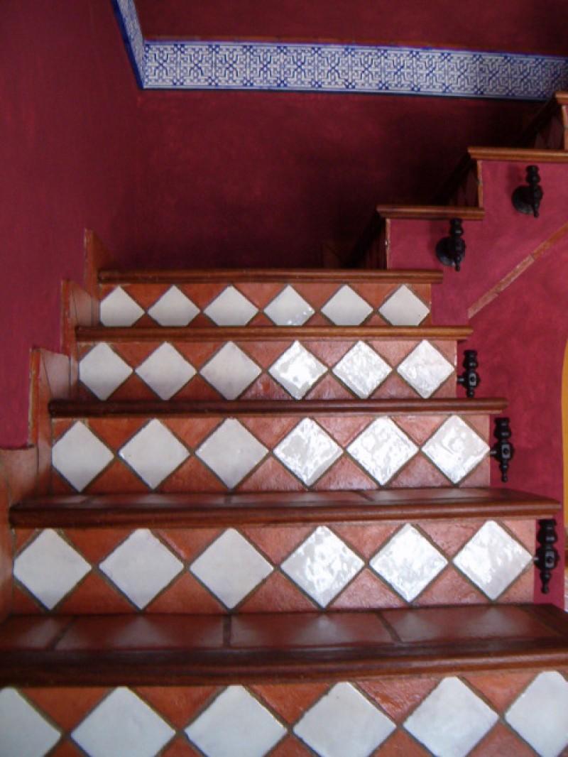 Ideas de dise o banos rusticos madera decoraci n de - Baldosas rusticas para exterior ...
