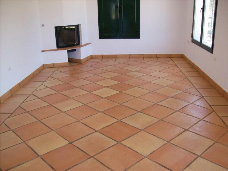 Comprar baldosas de barro venta terracota paja for Baldosas de pared exterior