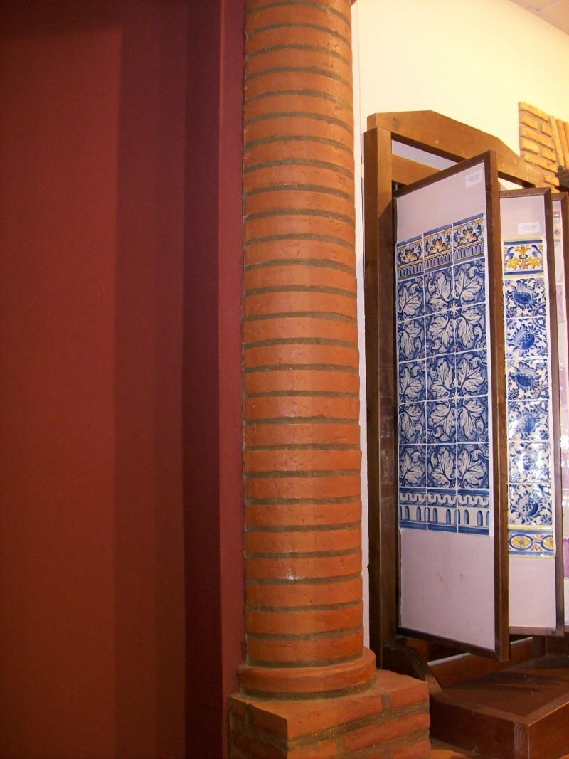 Comprar columnas y piezas especiales venta columnas - Como decorar una columna en el salon ...