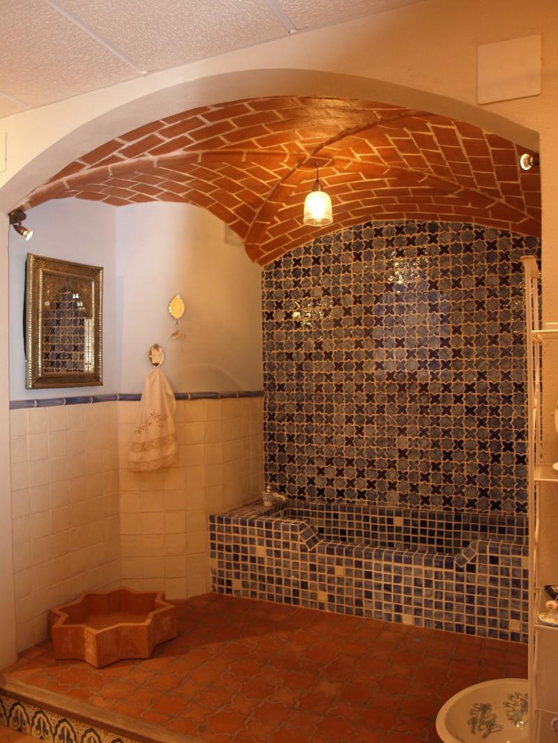Comprar ambientes venta ba os rusticos fabricaci n for Azulejos de bano rusticos