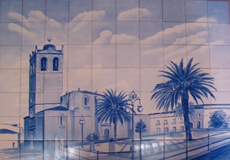 Comprar murales de cer mica r tulos y letreros cer micos venta murales de cer mica - Murales de ceramica ...